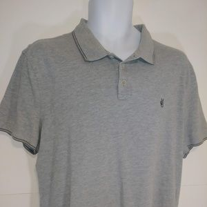 John Varvatos Sleeve Polo Shirt Men's